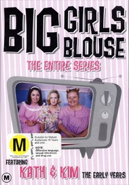 Big Girls Blouse on DVD image