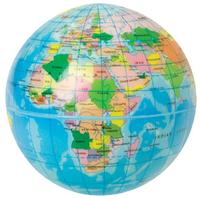 Globe Stress Ball image