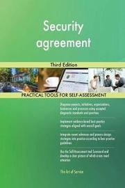 Security Agreement Third Edition by Gerardus Blokdyk image
