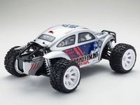 Kyosho Mad Bug Vei RS 1/10 EP 4WD RC Buggy RTR Set