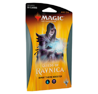 Magic The Gathering: Guilds of Ravnica Theme Booster: Dimir image