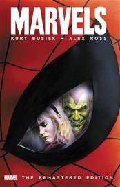 Marvels - The Remastered Edition by Kurt Busiek