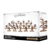Warhammer Age of Sigmar Skaven Clanrats