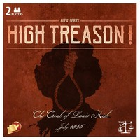 High Treason! - Board Game (2nd Edition)
