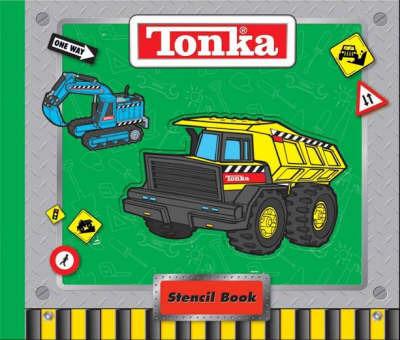 Tonka Stencil Book image