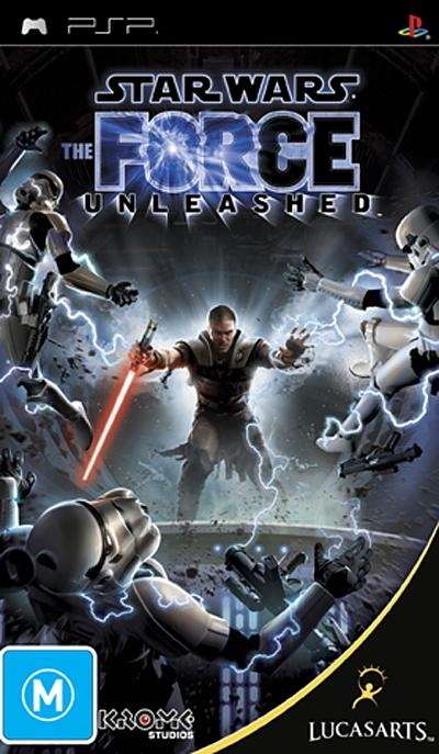 Star Wars: The Force Unleashed for PSP image
