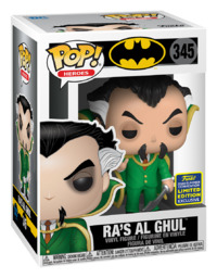 DC Comics: Ra's al Ghul - Pop! Vinyl Figure