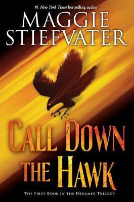 Call Down the Hawk (the Dreamer Trilogy, Book 1), 1 by Maggie Stiefvater