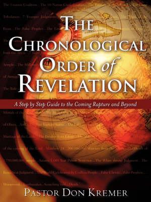The Chronological Order of Revelation by Don Kremer image