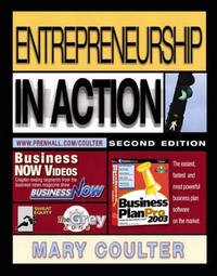 Entrepreneurship in Action by Mary A. Coulter image