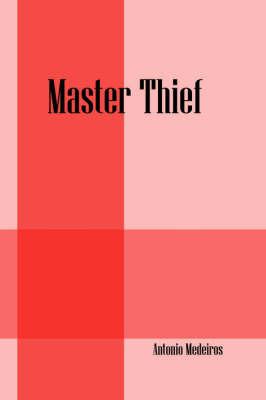 Master Thief by Antonio Medeiros image