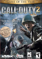 Call of Duty 2 Game of the Year for PC Games