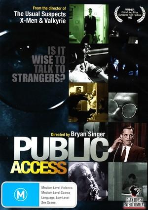 Public Access on DVD image