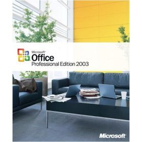 Microsoft Office 2003 Professional Edition OEM