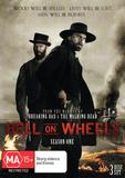 Hell on Wheels - Season One (3DVD) on DVD
