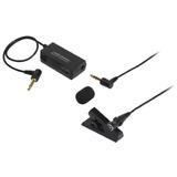 Audio-Technica AT9903 Mono Mini Lapel Microphone