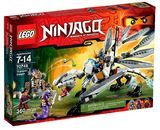 LEGO Ninjago - Titanium Dragon (70748)