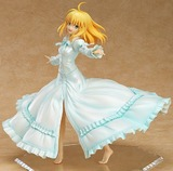 Fate/Stay Night Saber Last Episode 1/8 PVC Figure