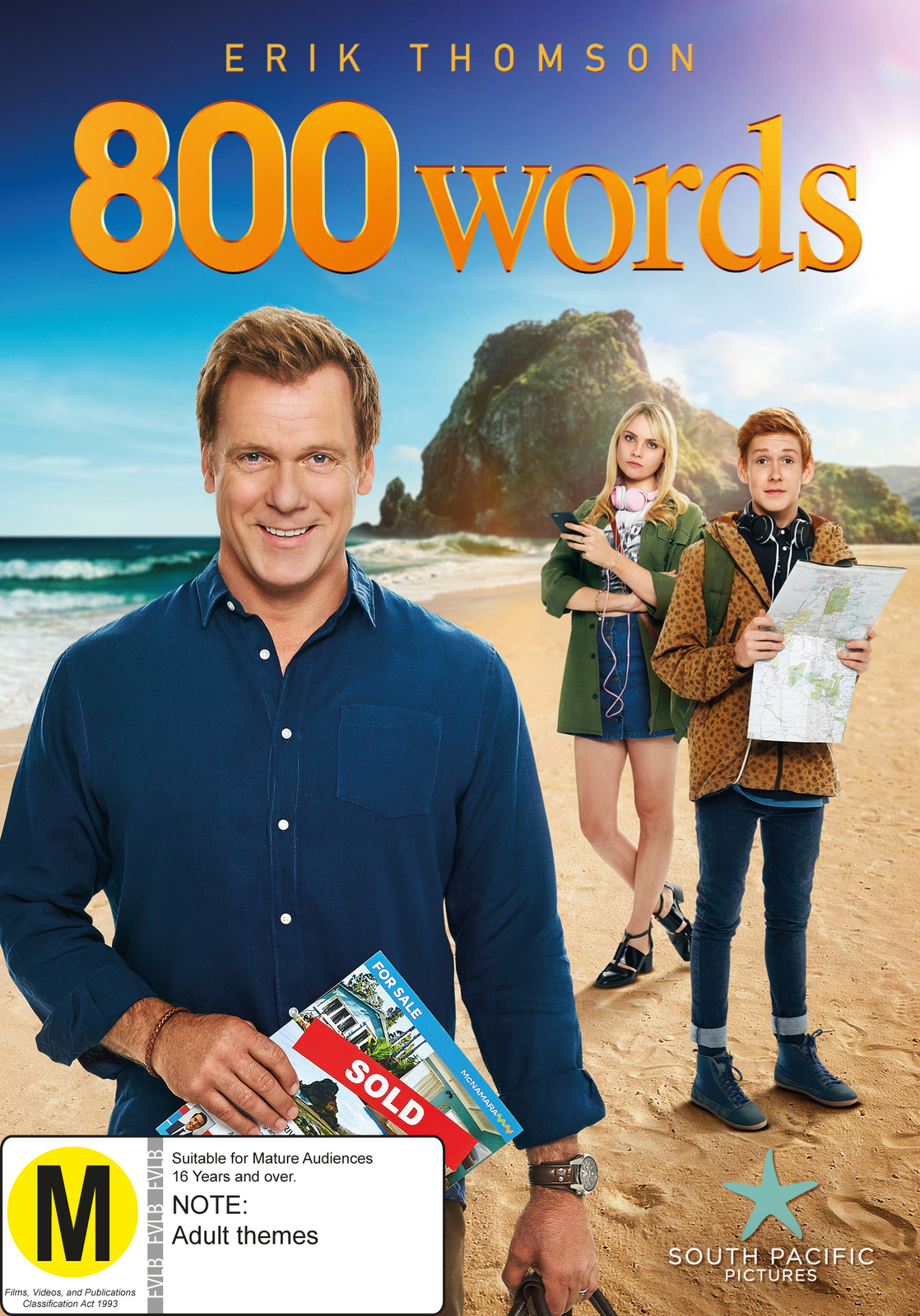 800 Words - Season 1 on DVD image