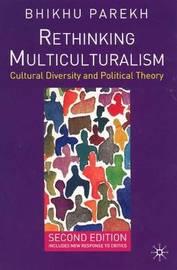 Rethinking Multiculturalism by Bhikhu Parekh image