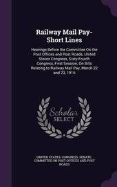 Railway Mail Pay-Short Lines image
