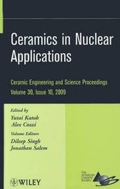 Ceramics in Nuclear Applications image