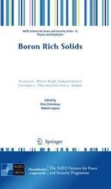 Boron Rich Solids