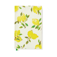 Kate Spade Word to the Wise Journal (Lemon)