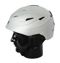 Alpine Star: Silver Carbon H01 Adults Helmet (Medium)