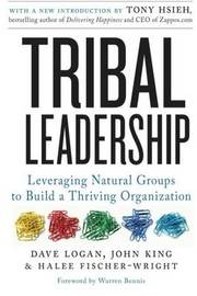 Tribal Leadership by Dave Logan