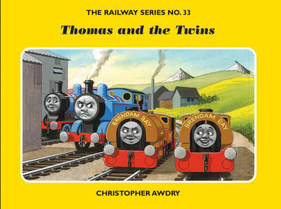 The Railway Series No. 33: Thomas and the Twins by Christopher Awdry image