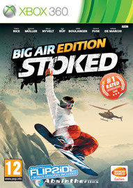 Stoked: Big Air Edition for X360