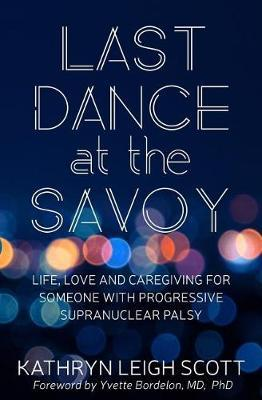 Last Dance at the Savoy by Kathryn Leigh Scott image