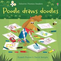 Poodle Draws Doodles by Russell Punter image
