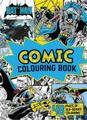 DC Comics: Batman Vintage Comic Colouring Book