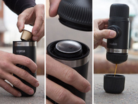 Nanopresso with Nespresso Adapter - Portable Espresso Maker image