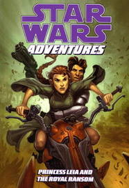 Star Wars Adventures: v. 2: Princess Leia and the Royal Ransom by Jeremy Barlow