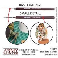 Army Painter Hobby Starter Brush Set image