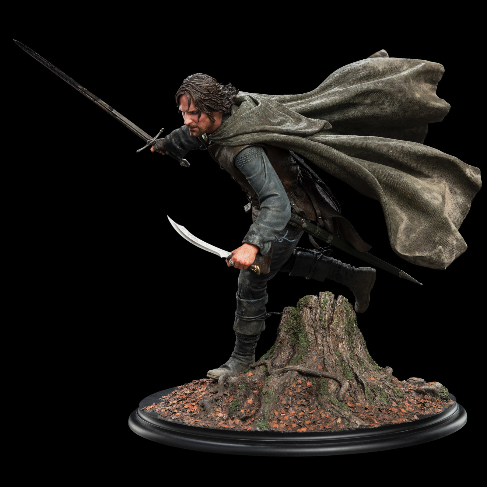 Lord of the Rings: Aragorn at Amon Hen - 1/6 Scale Replica Figure