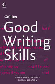 Collins Good Writing Skills by Graham King image