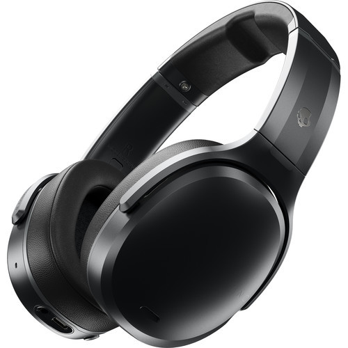 Skullcandy: Crusher ANC - Wireless Over-Ear Headphones (Black)