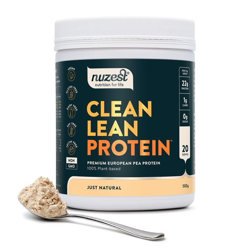 Nuzest Clean Lean Protein - Just Natural (500g) image
