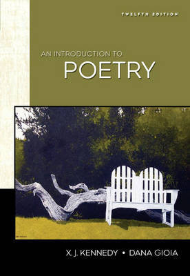 An Introduction to Poetry by X.J. Kennedy image