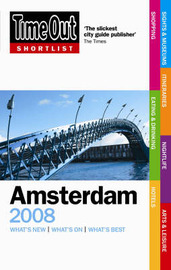 """""""Time Out"""" Shortlist Amsterdam 2008 by Time Out Guides Ltd image"""
