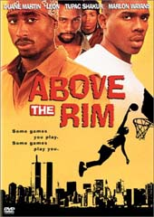 Above The Rim on DVD