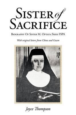 Sister of Sacrifice by Joyce Thompson image