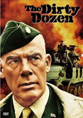 The Dirty Dozen on DVD