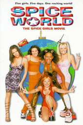 Spice World on DVD