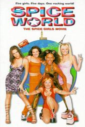 Spice World on DVD