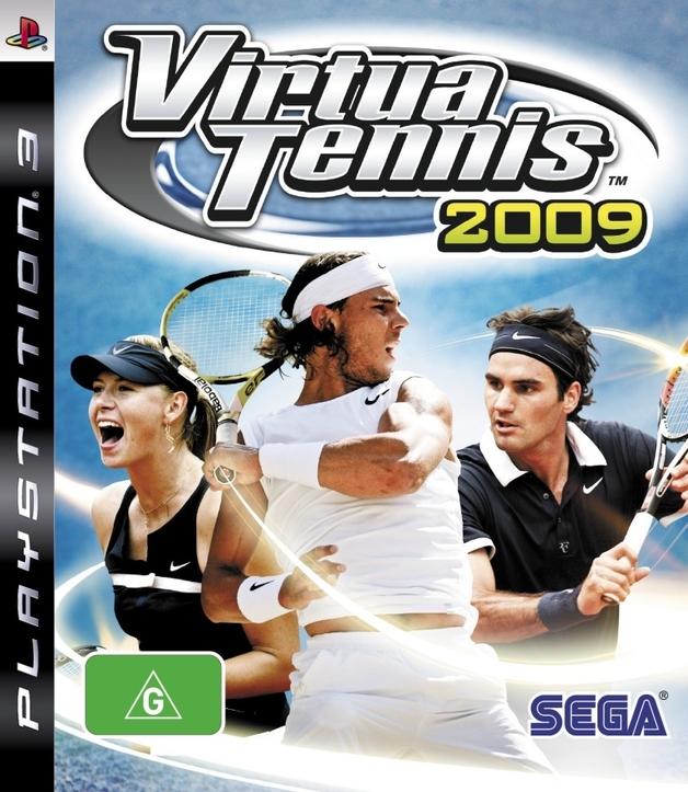 Virtua Tennis 2009 for PS3
